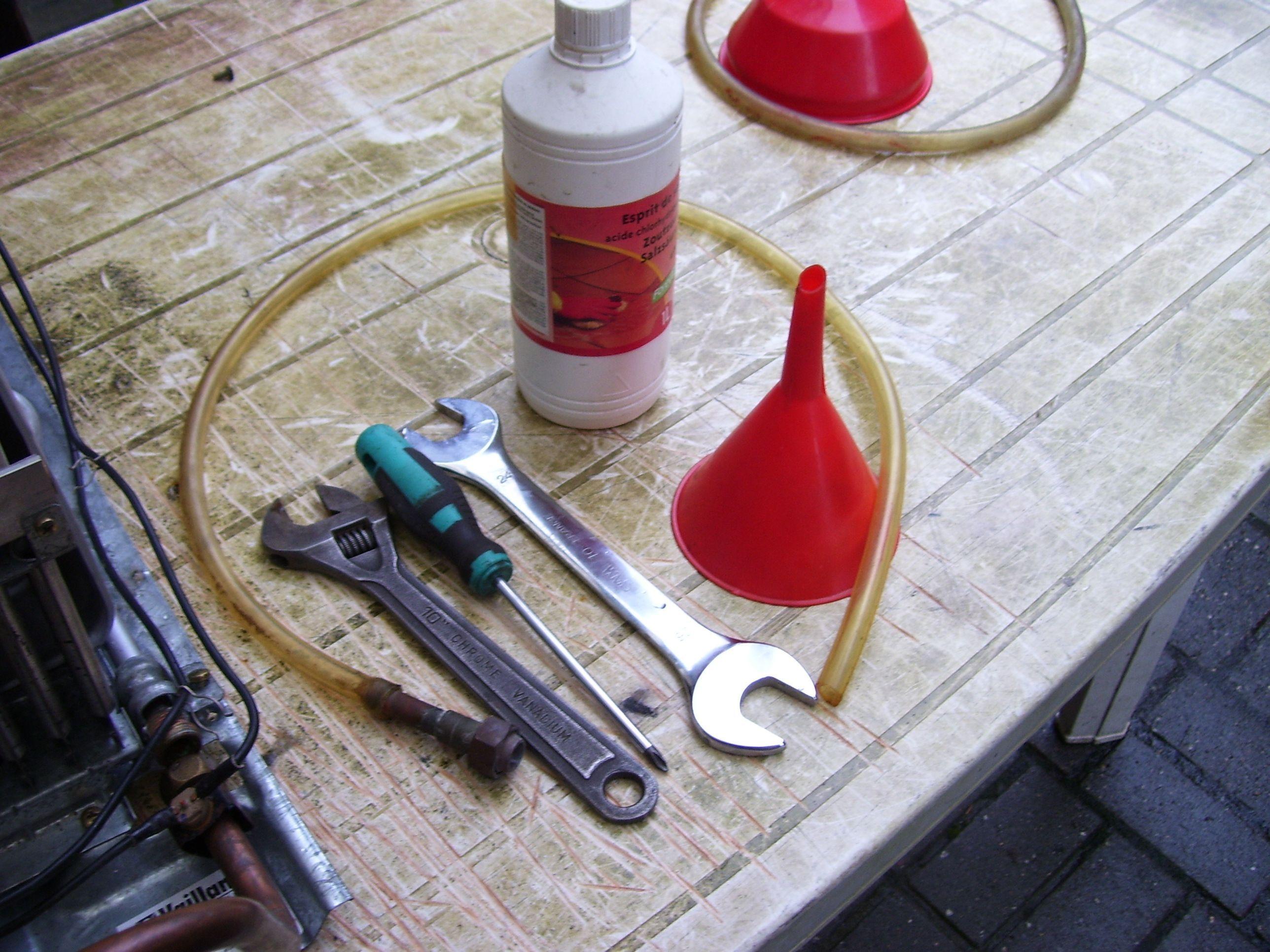 Comment d tartrer un chauffe eau au gaz - Comment cacher un chauffe eau ...